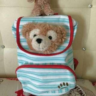 (待寄出)🚩99大出售🆙小朋友🙌達菲後背包