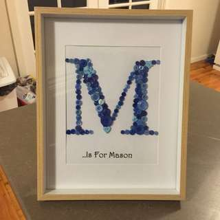 Personalized Framed Keepsakes