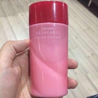 Shishedo Aqualabel Moisture Emulsion