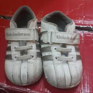 金安德森寶寶學步鞋