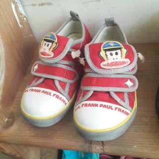 PAUL FRANK帥氣猴子鞋