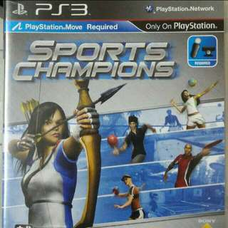 PS3體感遊戲