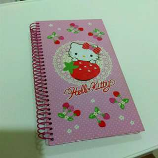 Hello Kitty Schedule