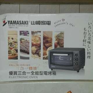 山崎/三合一全能型電烤箱