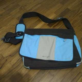 Genuine But Very Well Used Allerhand Diaper Sling Bag