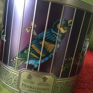 Assorted penhaligons Limited Edition Bird Cage Tin