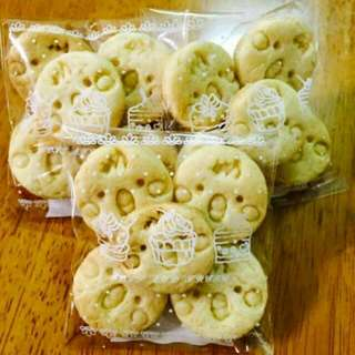 新鮮手工餅乾(小包)