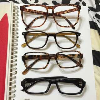 大框眼鏡👓(免運)