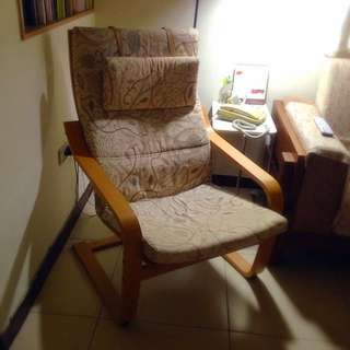 IKEA單人搖搖椅