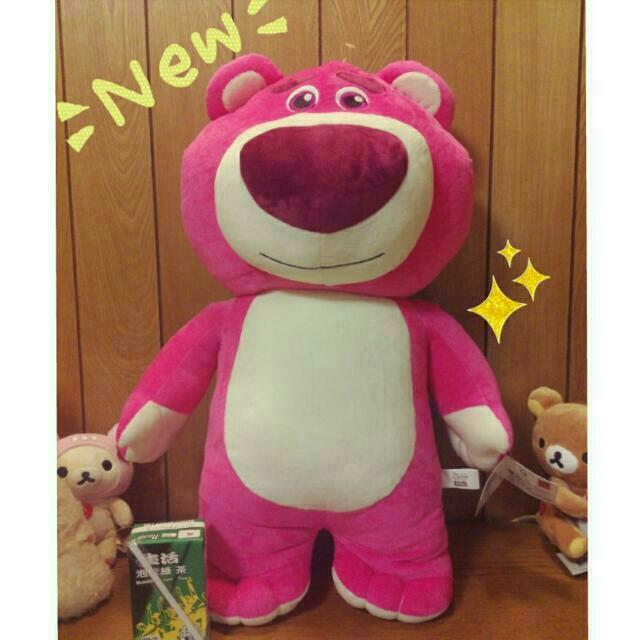 (保留中)迪士尼🎌熊抱哥60cm超大玩偶