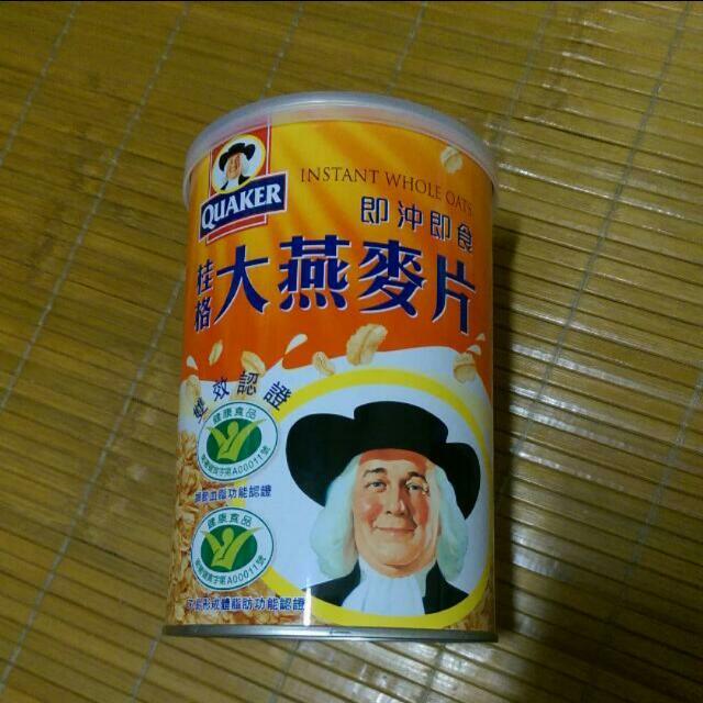 (保留)桂格大燕麥片