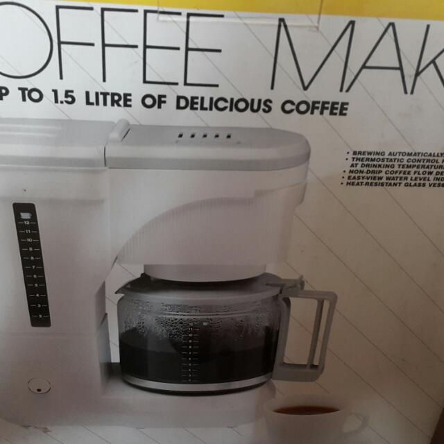 【全新】咖啡機
