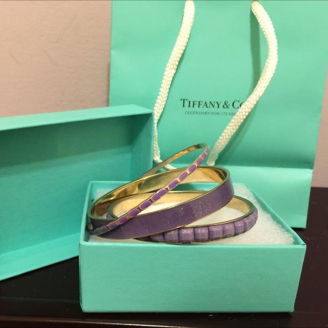 紫色手環(三個一組)