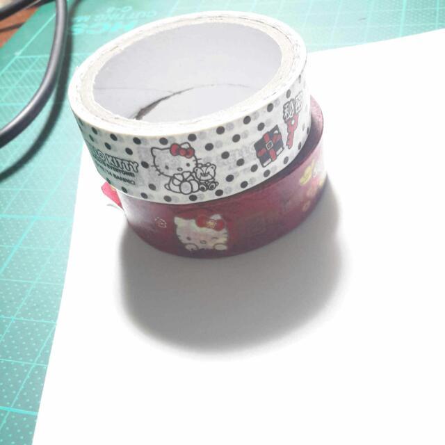 kitty紙膠帶