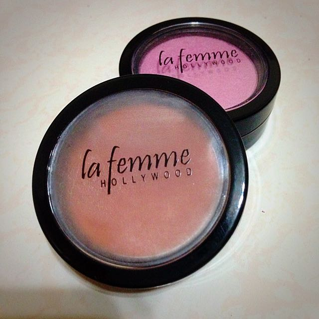 La Femme (Hollywood) 腮紅/修容