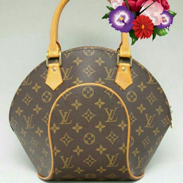 c51183c4e145 Louis Vuitton LV Monogram Ellipse PM Hand Bag  discontinued