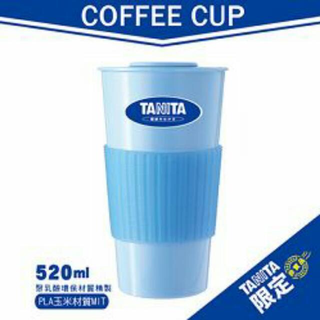 TANITA樂活推蓋咖啡杯