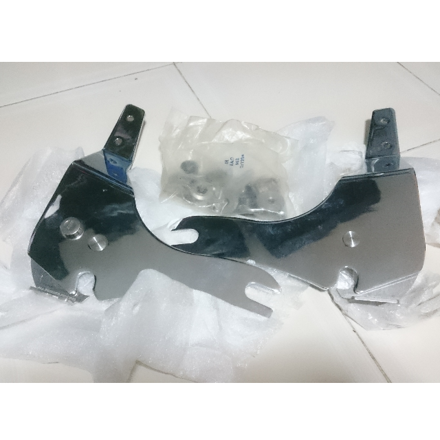 VT400 ACE / VT750 ACE Detachable Backrest Mount /  National Cycle Paladin QuickSet Mounting System/ Honda Shadow 400 ACE / Honda shadow 750 ACE