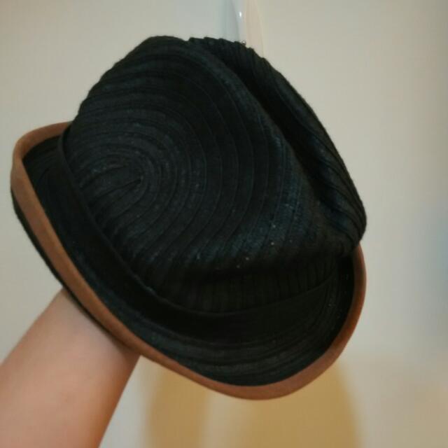 Zara英倫紳士帽