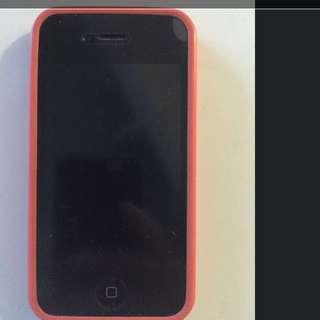iPhone 4 32gb 黑色 二手 8成新