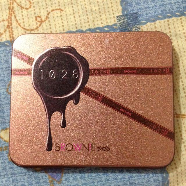 1028布朗尼眼妝盒