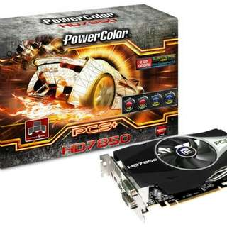 PowerColor HD7850 PCS+