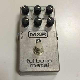 (Reserved) MXR Fullbore Metal