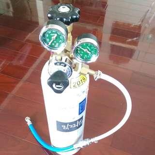 自製氣泡水機