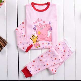 Kids Pajamas - Peppa Pig