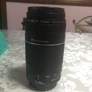 Canon 75-300mm 1:4-5.6 III USM