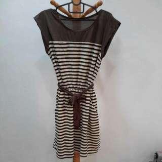 Brand New Brown Dress
