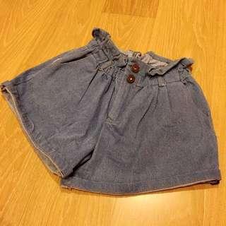 花苞牛仔短褲🌼