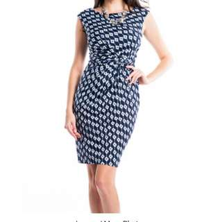 Gorgeous Gorgeous Jersey Dress Size L