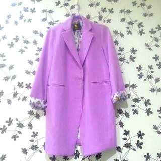 韓版西裝外套(全新)