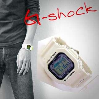 CASIO G-SHOCK 衝浪錶 GLX 5600 黑