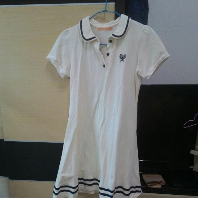 日製短袖洋裝