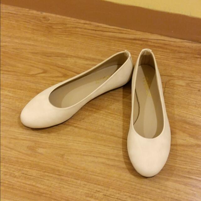 平底娃娃鞋(全新)