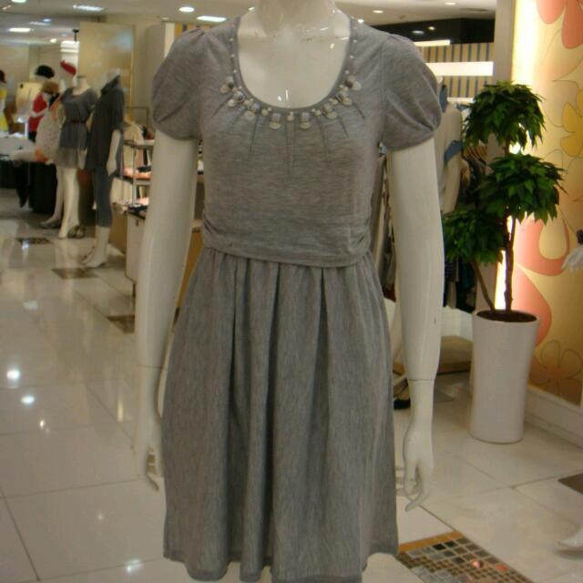 專櫃  針織洋裝