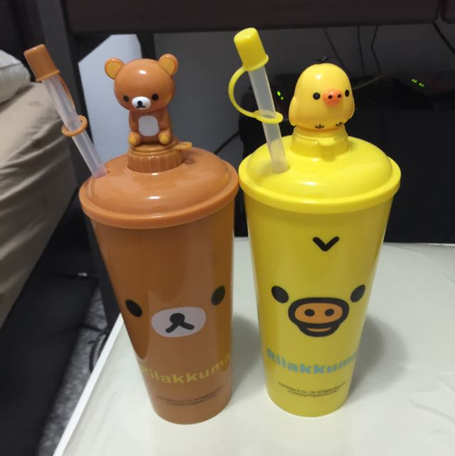 水杯 拉拉熊+小雞