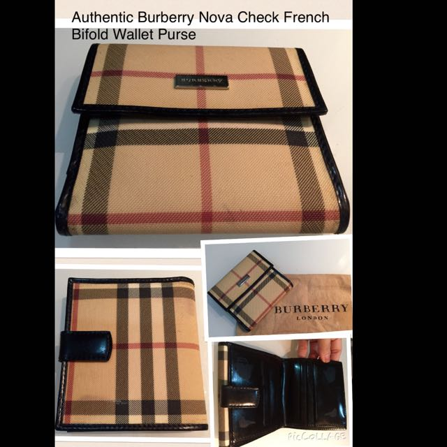 75a3f10445e How To Check If Burberry Purse Is Real - Best Purse Image Ccdbb.Org
