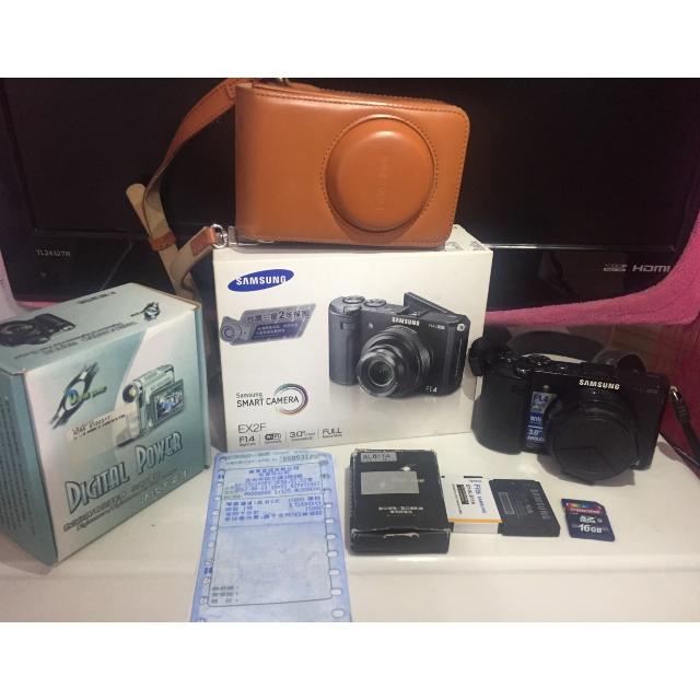 EX2(黑) SAMSUNG三星 類單眼相機原廠公司貨