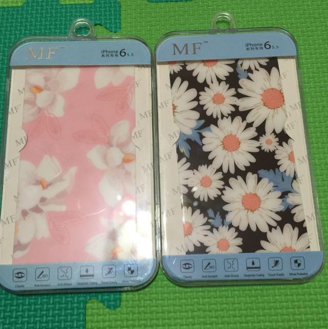 I Phone6 5.5 鋼化膜 (前+後)