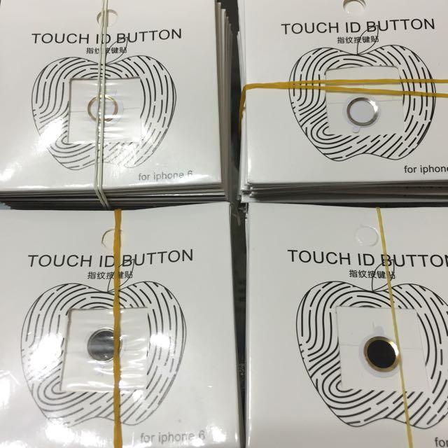 iPhone 6 指紋辨識貼