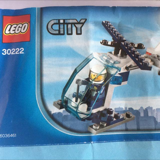 Lego city 30222