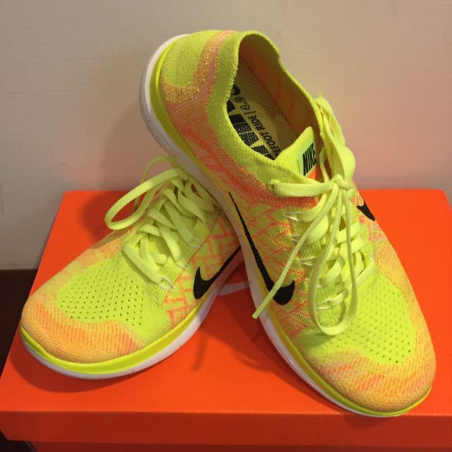 全新Nike Free4.0 Size25.5