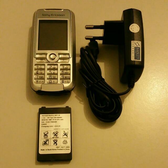 Sony Ericsson K700i Mobile