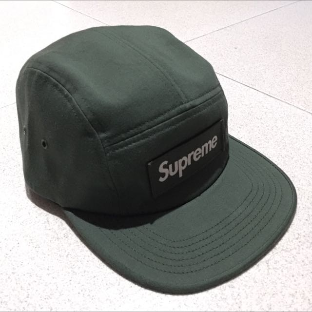 6839f3d1a41 Supreme FW2015 True Timber Camp Cap - OLIVE (Brand New With Tag ...