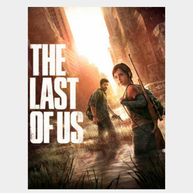 The LAST OF US PS4[PRICE REDUCED]