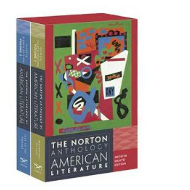 The Norton Anthology of American Literature, shorter 8th ed.