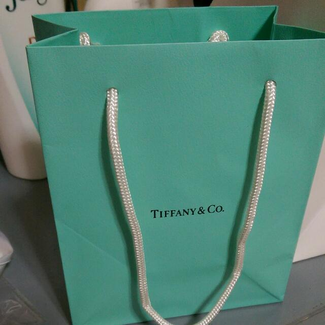 744755df5e Tiffany And Co. Paper Bag, Women's Fashion on Carousell